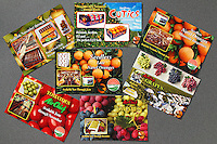Sun Pacific Direct Mail Postcards