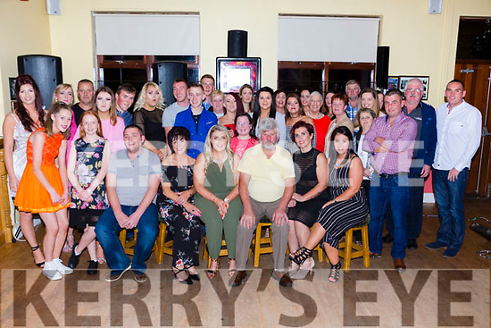Louise O'Sullivan Kilcummin celebrated her 21st birthday with her family and friends in the Klub bar on Saturday night