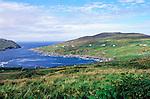 Dursey Island at the end of the Beara peninsula, County Cork, Ireland