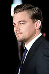 "WESTWOOD, CA. - December 15: Actor Leonardo DiCaprio arrives at the Los Angeles premiere of ""Revolutionary Road"" held at the Mann Village Theater on December 15, 2008 in Westwood, California."