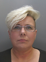 Pictured: Undated custody picture of Caren Wyn Owen<br />
