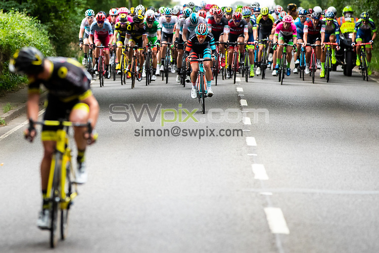 Picture by Alex Whitehead/SWpix.com - 04/09/2018 - Cycling - OVO Energy Tour of Britain - Stage 3: Bristol to Bristol - Madison Genesis.