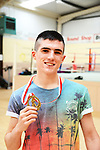 boxer Padraig Convery