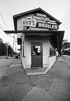 The first Bud's Broiler opened in 1952 and is still operating at 500 City Park Avenue in New Orleans, LA. USA