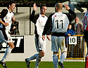 21/10/2006       Copyright Pic: James Stewart.File Name :sct_jspa19_gretna_v_clyde.COLIN MCMENAMIN IS CONGRATULATED BY GAVIN SKELTON AFTER HE SCORED GRETNA'S SECOND ...Payments to :.James Stewart Photo Agency 19 Carronlea Drive, Falkirk. FK2 8DN      Vat Reg No. 607 6932 25.Office     : +44 (0)1324 570906     .Mobile   : +44 (0)7721 416997.Fax         : +44 (0)1324 570906.E-mail  :  jim@jspa.co.uk.If you require further information then contact Jim Stewart on any of the numbers above.........