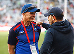 Gordons Tietjens Second day at Cape Town 7s for HSBC World Rugby Sevens Series 2018, Cape Town, South Africa - Photos Martin Seras Lima