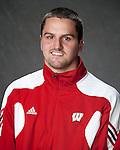 2010-11 UW Swimming and Diving Team - Jeff Morris. (Photo by David Stluka)