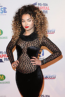 Ella Eyre attending the Capital Radio Jingle Bell Ball 2014, at the O2, London. 07/12/2014 Picture by: Alexandra Glen / Featureflash