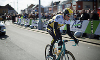 Maarten Wynants (BEL/LottoNL-Jumbo) at the start<br /> <br /> GP Samyn 2016