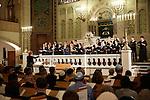 20.12.2015, Berlin Synagoge Rykestraße. Abschlusskonzert des Louis-Lewandowsky-Festivals für Synagogale Musik.Vocaliza Women's Choir of Tel Aviv