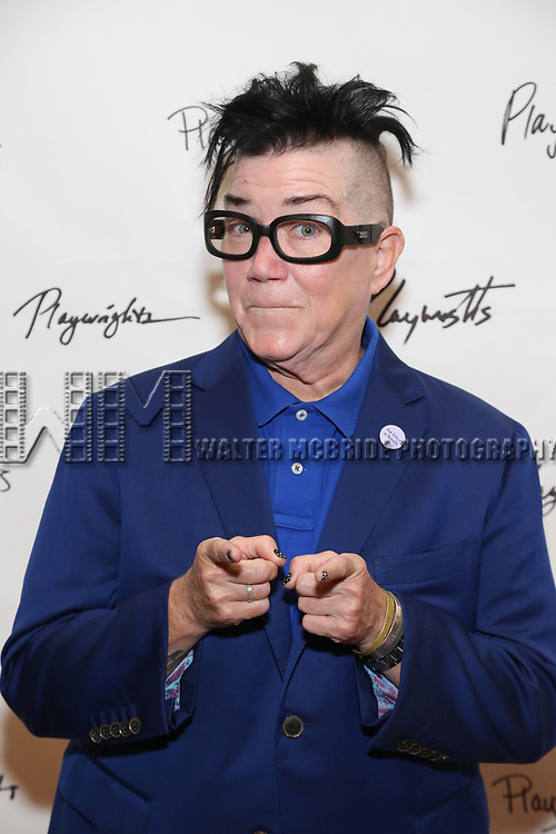 Lea DeLaria attends the Opening Night Performance of the Playwrights Horizons world premiere production of 'Log Cabin' on June 25, 2018 at Playwrights Horizons in New York City.
