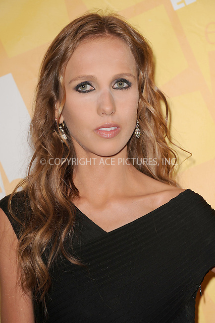 WWW.ACEPIXS.COM . . . . . .May 26, 2011...New York City....Allegra Versace attends the El Museo Del Barrio Gala at Cipriani 42nd Street on May 26, 2011 in New York City.....Please byline: KRISTIN CALLAHAN - ACEPIXS.COM.. . . . . . ..Ace Pictures, Inc: ..tel: (212) 243 8787 or (646) 769 0430..e-mail: info@acepixs.com..web: http://www.acepixs.com .