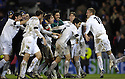 17/11/2007      Copyright Pic: James Stewart.File Name : sct_jspa15_scotland_v_italy.THE ITALIANS CELEBRATE AT THE END....James Stewart Photo Agency 19 Carronlea Drive, Falkirk. FK2 8DN      Vat Reg No. 607 6932 25.Office     : +44 (0)1324 570906     .Mobile   : +44 (0)7721 416997.Fax         : +44 (0)1324 570906.E-mail  :  jim@jspa.co.uk.If you require further information then contact Jim Stewart on any of the numbers above........