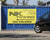 NK Towing