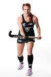 Alia Jaques - NZ Hockey women's Vantage Black Sticks portrait session, Auckland, New Zealand.   2nd December 2019.  Photo: /www.bwmedia.co.nz/