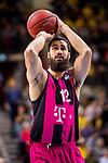 Martin BREUNIG (#12 Telekom Baskets Bonn) \ beim Spiel in der Basketball Bundesliga, MHP Riesen Ludwigsburg - Telekom Baskets Bonn.<br /> <br /> Foto &copy; PIX-Sportfotos *** Foto ist honorarpflichtig! *** Auf Anfrage in hoeherer Qualitaet/Aufloesung. Belegexemplar erbeten. Veroeffentlichung ausschliesslich fuer journalistisch-publizistische Zwecke. For editorial use only.