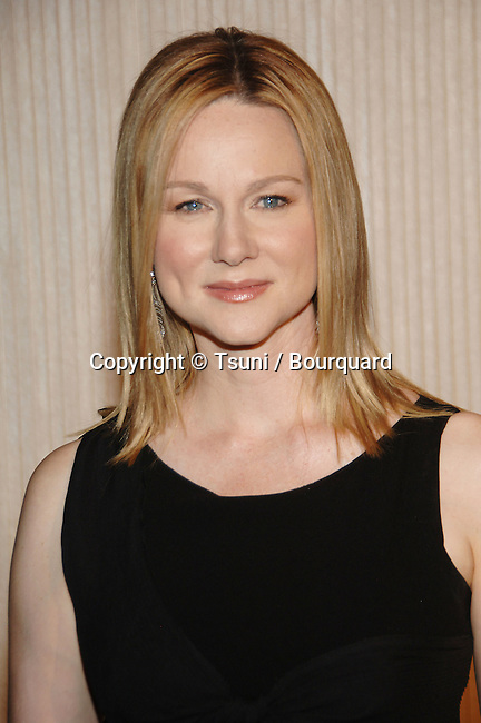 Laura Linney arriving at the 10th Annual Hollywood Film Festival - HFF - At the Beverly Hilton in Los Angeles.<br /> <br /> headshot<br /> eye contact