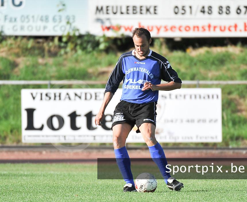 KSV Koekelare : Pieter Doom<br /> foto VDB / Bart Vandenbroucke