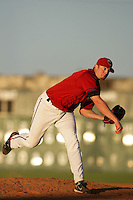 May 2, 2010: Kyle Godfrey of the Lancaster JetHawks during game against the Lake Elsinore Storm at Clear Channel Stadium in Lancaster,CA.  Photo by Larry Goren/Four Seam Images
