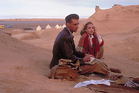 The English Patient (1996) <br /> Ralph Fiennes &amp; Kristin Scott Thomas<br /> *Filmstill - Editorial Use Only*<br /> CAP/MFS<br /> Image supplied by Capital Pictures