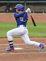 2015 May 11 Colorado Springs (Brewers) @ Iowa (Cubs)