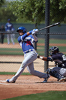 Romer Cuadrado - Los Angeles Dodgers 2016 extended spring training (Bill Mitchell)