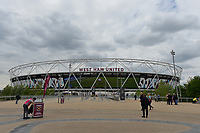 Olympic Stadium during West Ham United vs Everton, Premier League Football at The London Stadium on 13th May 2018