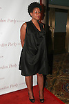 Leslie Parks (Gordon Parks' daughter) arrives at the Gordon Parks Foundation 2014 Award Dinner and Auction on June 3, 2014 at Cipriani Wall Street, located on 55 Wall Street.