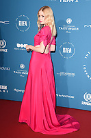 LONDON, UK. December 02, 2018: Ellie Bamber at the British Independent Film Awards 2018 at Old Billingsgate, London.<br /> Picture: Steve Vas/Featureflash