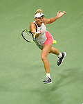 Caroline Wozniacki (DEN) defeats Anastasija Sevastova (LAT) 6-0, 6-2