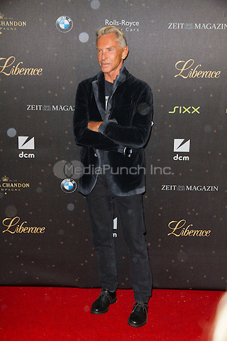 Wolfgang Joop attending the Liberace (Behind The Candelabra) premiere held at Admiralspalast, Berlin, Germany, 02.09.2013. Photo by Christopher Tamcke/insight media/MediaPunch Inc. ***FOR USA ONLY***