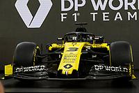 11th March 2020; Melbourne Grand Prix Circuit, Melbourne, Victoria, Australia; Formula One, Australian Grand Prix, Arrival Day;  The new 2020 Renault F1 car launch