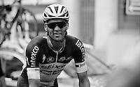 Zdenek Stybar (CZE/Etixx-QuickStep) post-race<br /> <br /> stage 4: Seraing (BEL) - Cambrai (FR) <br /> 2015 Tour de France