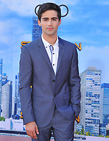 www.acepixs.com<br /> <br /> June 28 2017, LA<br /> <br /> Max Ehrich arriving at the premiere of Columbia Pictures' 'Spider-Man: Homecoming' at the TCL Chinese Theatre on June 28, 2017 in Hollywood, California.<br /> <br /> By Line: Peter West/ACE Pictures<br /> <br /> <br /> ACE Pictures Inc<br /> Tel: 6467670430<br /> Email: info@acepixs.com<br /> www.acepixs.com