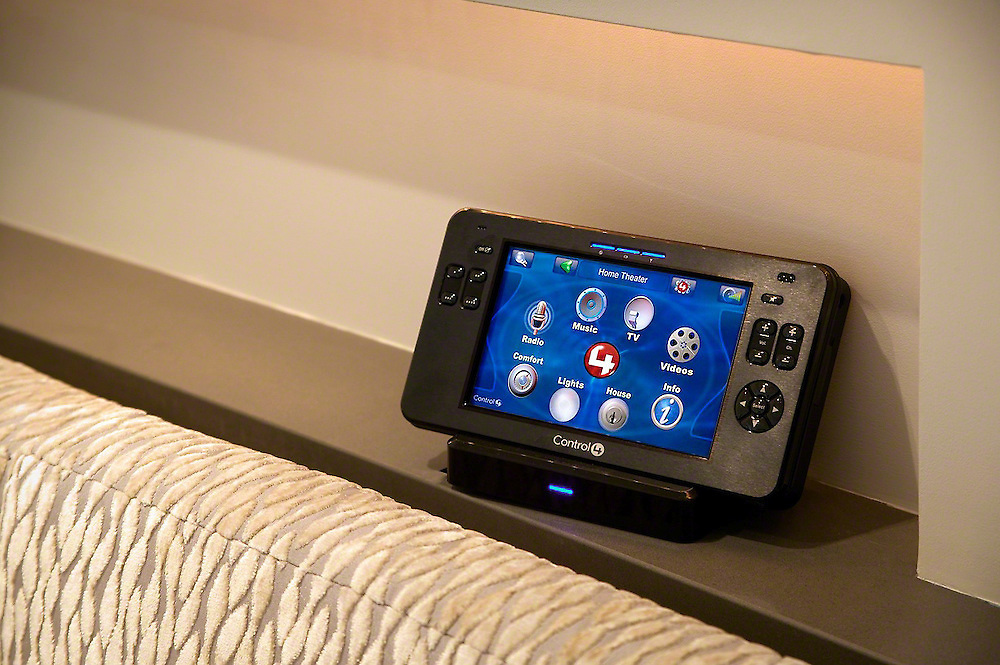 Home Control Wireless Touch Panel