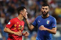 Patrick Cutrone of Italy gestures<br /> Reggio Emilia 22-06-2019 Stadio Città del Tricolore <br /> Football UEFA Under 21 Championship Italy 2019<br /> Group Stage - Final Tournament Group A<br /> Belgium - Italy<br /> Photo Cesare Purini / Insidefoto