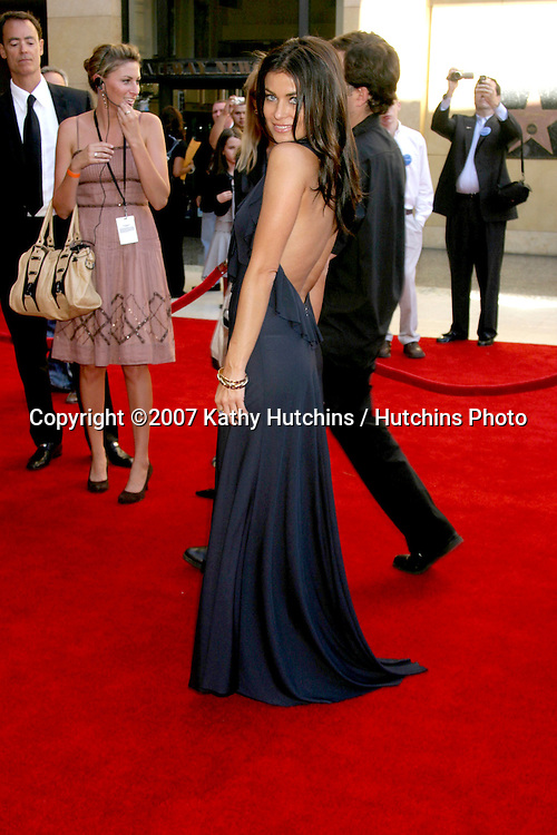Carmen Electra.ESPY Awards 2007.Kodak Theater.Los Angeles, CA.July 11, 2007.©2007 Kathy Hutchins / Hutchins Photo....