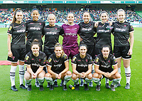 3rd November 2019; Aviva Stadium, Dublin, Leinster, Ireland; FAI Cup Womens Final Football, Peamount United versus Wexford Youth Womens Football Club; Wexford Youths team pictured before kick off - Editorial Use