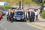 Charlie Hurley Funeral