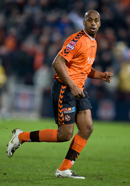 Mark de Vries, Dundee Utd