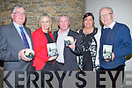 PRODUCERS: Producers and actors who launched the Spa Fenit A Journey Through Time at Siamsa Tire Theartre TRalee on Sunday night, L-r: Daniel Crowley, Jackie Murphy, Jimmy and Catherine McCarthy and Jim Browne (Fenit)