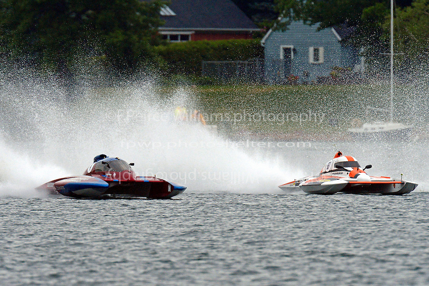 S-4 and S-67   (2.5 Litre Stock hydroplane(s)