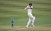 9th December 2017, Seddon Park, Hamilton, New Zealand; International Test Cricket, 2nd Test, Day 1, New Zealand versus West Indies;  Jeet Raval batting