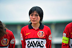 Hikaru Naomoto (Urawa Reds Ladies),.APRIL 21, 2012 - Football/Soccer : 2012 Plenus Nadeshiko League,2nd sec match between JEF United Ichihara Chiba Ladies 0-0 Urawa Reds Diamonds Ladies at Ichihara Rinkai Stadium , Chiba, Japan. (Photo by Jun Tsukida/AFLO SPORT) [0003].