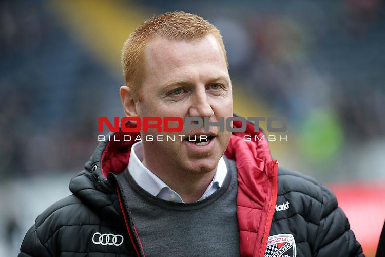 18.02.2017, Commerzbank - Arena, Frankfurt, GER, 1.FBL, Eintracht Frankfurt vs FC Ingolstadt 04<br /> Trainer Maik Walpurgis (Ingolstadt)<br /> Foto &copy; nordphoto / Bratic