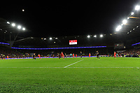 A general view of Cardiff City stadium during the UEFA Euro 2020 Qualifier between Wales and Croatia at the Cardiff City Stadium in Cardiff, Wales, UK. Sunday 13 October 2019