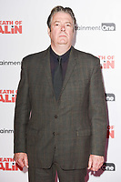 "Roger Allam<br /> arriving for the premiere of ""The Death of Stalin"" at the Curzon Chelsea, London<br /> <br /> <br /> ©Ash Knotek  D3338  17/10/2017"