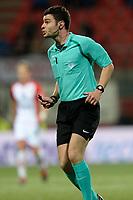 EMMEN - Voetbal, FC Emmen - Jong PSV, Jens Vesting, Jupiler League, seizoen 2017-2018, 13-10-2017,  arbiter Blank