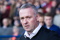 Paul Lambert, Manager of Ipswich Town looks on during Ipswich Town vs Preston North End, Sky Bet EFL Championship Football at Portman Road on 3rd November 2018