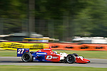 19 July 2008: Hideki Mutoh (JPN) at the Honda Indy 200 IndyCar race at the Mid-Ohio Sports Car Course, Lexington, Ohio, USA.